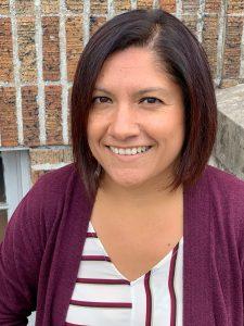 Laura Garcia-Rangel, Customer Service/Parking