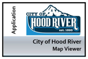City of Hood River Map Viewer