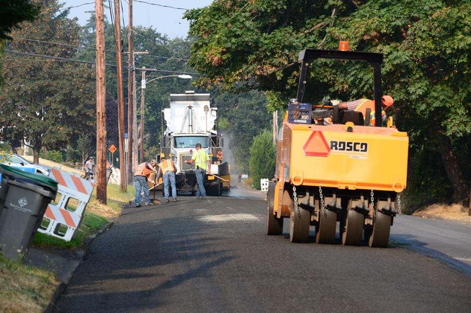 City of Hood River Street Maintenance