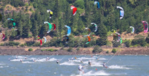 Hood River Description - Kiteboarding
