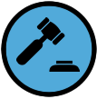 Court Payment Icon