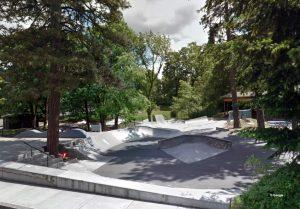 Rotary Skate Park Hood River