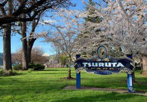 Tsuruta Park Hood River