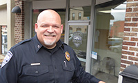 Police Chief Neil Holste