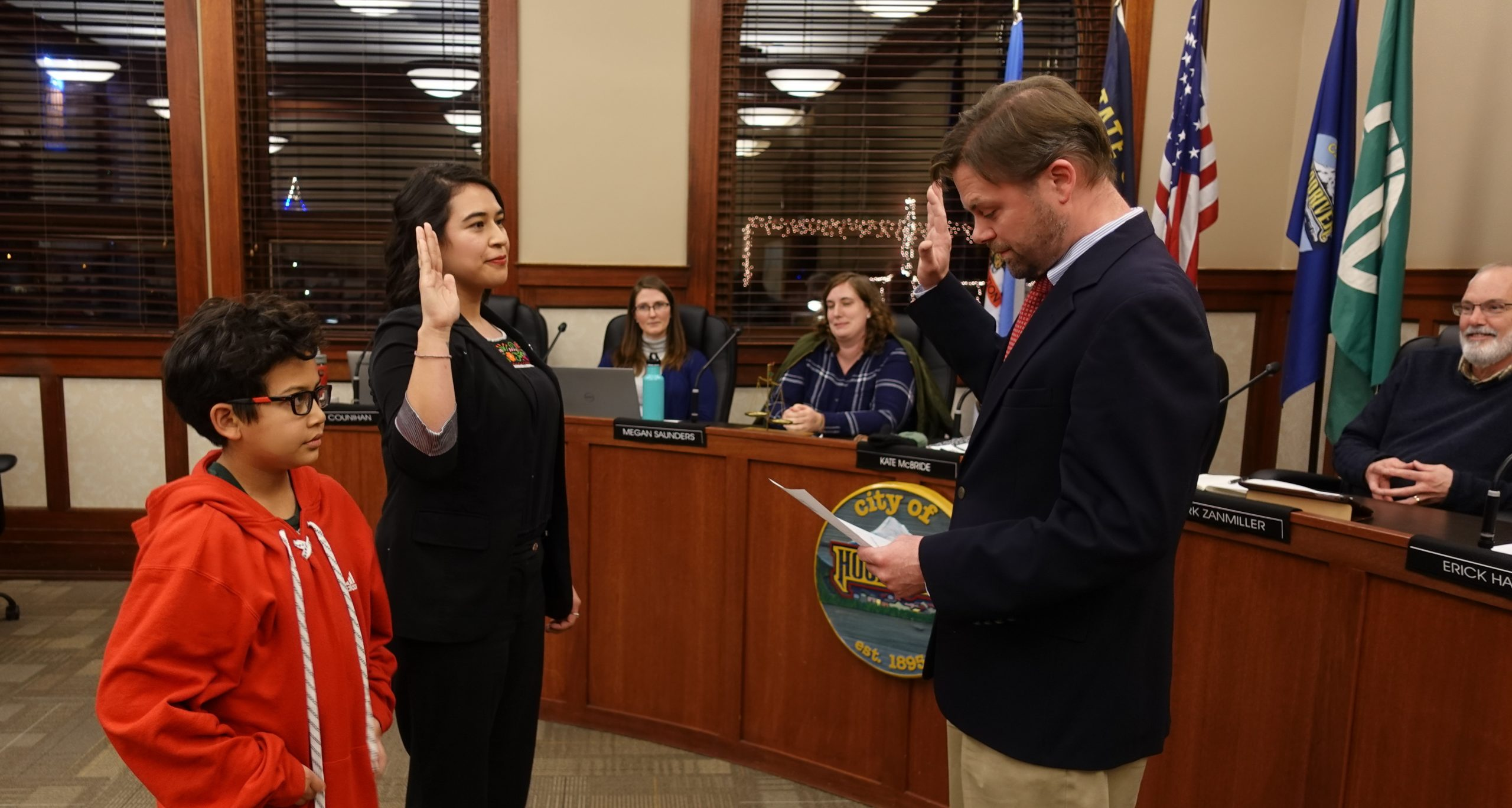 Gladys Rivera appointed to City Council