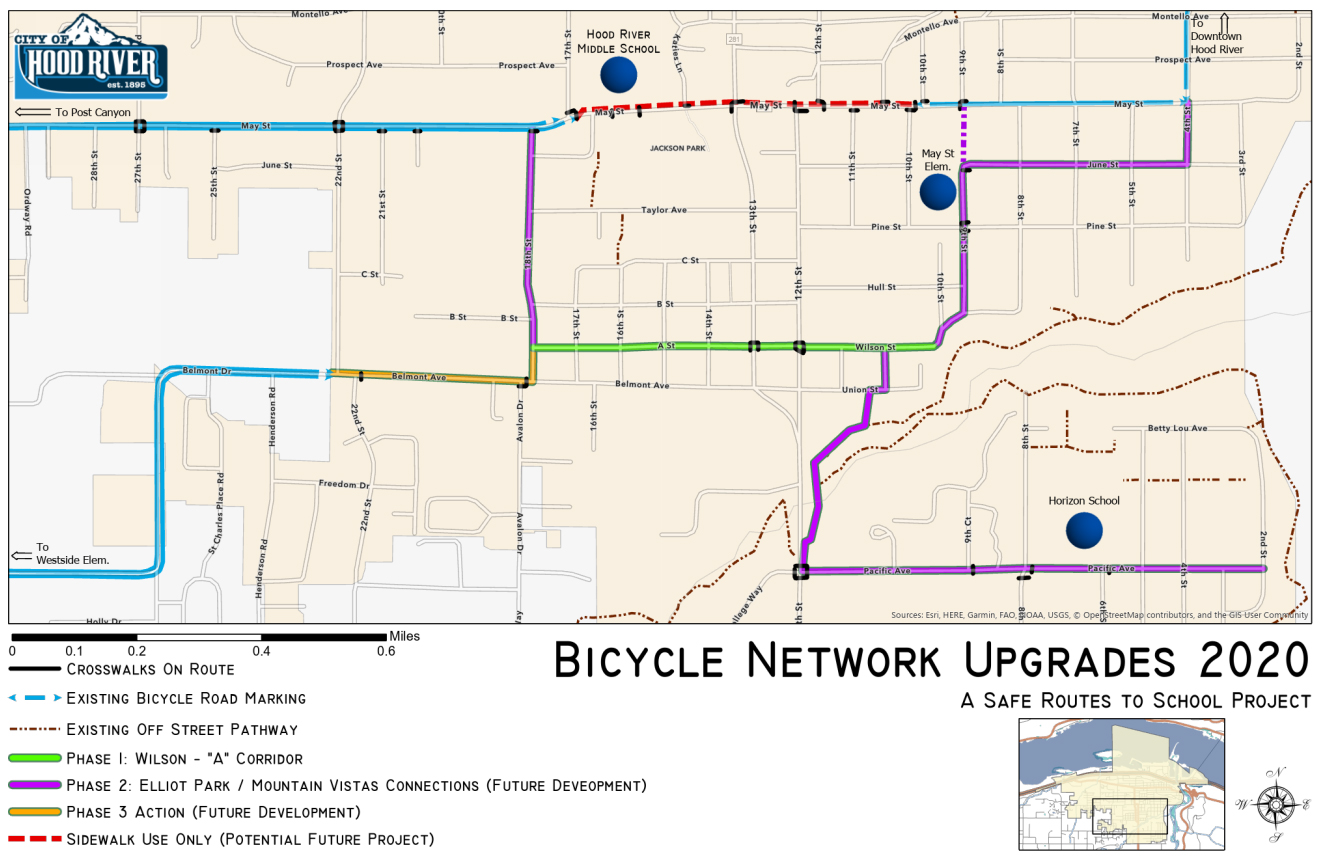 Bicycle Network Upgrade