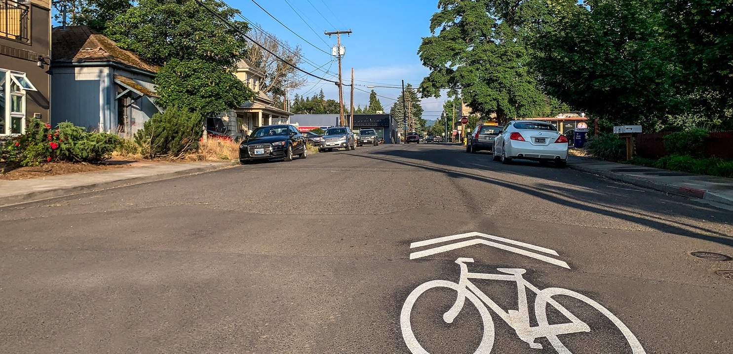 City Adds to Bike/Ped Network
