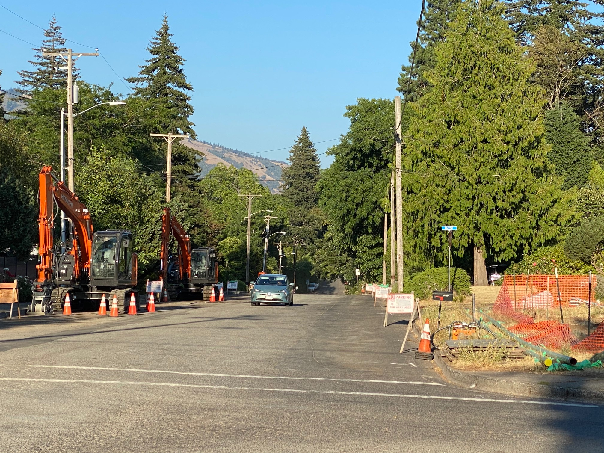 Sherman Street Project Begins Aug. 17.