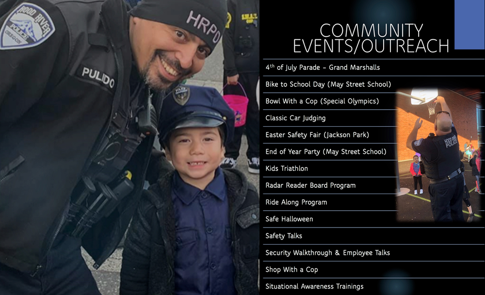 HRPD Community Outreach