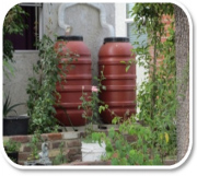 Rain Barrels and Cisterns