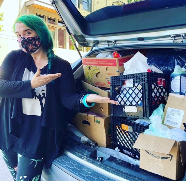 The City of Hood River contracted with Social Worker Alisa Fowler last November to provide direct outreach to individuals experiencing homelessness
