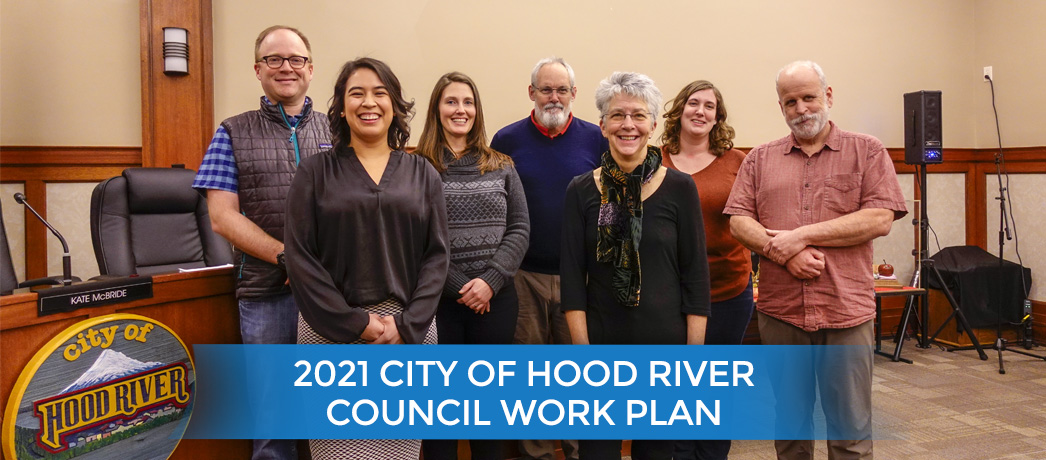 Council approves 2021 Work Plan