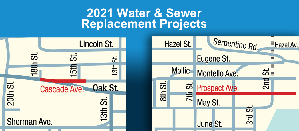 Notices from the City on Current Projects